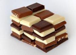 Шоколад спасает кожу от морщин