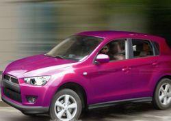 Компания Mitsubishi показала новинку