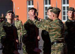 За дедовщину в этом году осуждены 800 военнослужащих