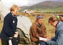 Перепись населения России пройдет в октябре 2010 года