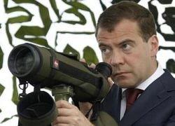 Медведев пообещал россиянам глобальную защиту