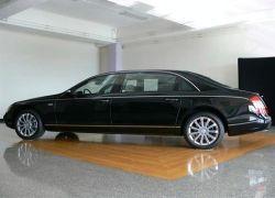 Названы самые дорогие автомобили 2010 года
