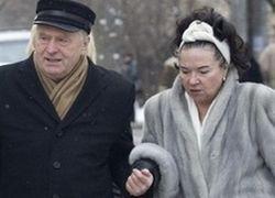 Жена Жириновского защитит демократию