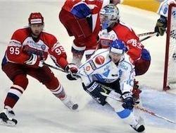 Сборная России обыграла Финляндию на Кубке Карьяла
