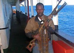 Сомалийские пираты стреляли в капитана Thai Union 3