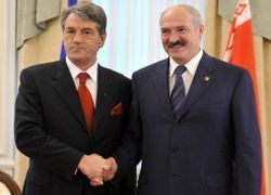 Лукашенко выбил из Ющенко $50 миллионов долгов