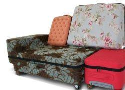 Прятать чемоданы после отпуска больше не придется