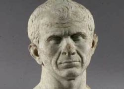 Прижизненный бюст Юлия Цезаря подняли со дня реки