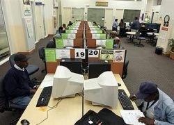 Безработица в США достигла 26-летнего максимума