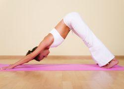 В борьбе с гриппом поможет йога