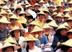 Китай: территориальные претензии времен Мао остались