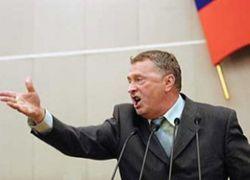 Жириновский: Макдоналдс, вон из России