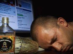 Россияне снова пьют одеколон