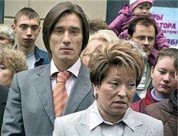 Новости NEWSru com: Сын губернатора Петербурга