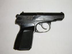Милиция откажется от пистолета Макарова