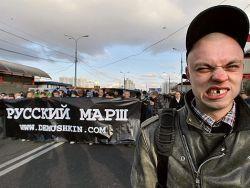 Среднестатистический москвич оказался националистом