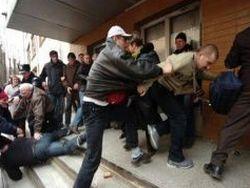 В Киеве хотят захватить комбинат, где печатают бюллетени