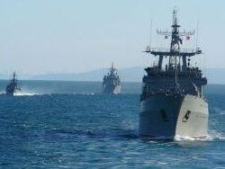 Группа кораблей ЧФ вернулась в Севастополь