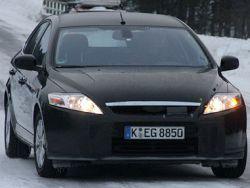 Появились первые фото Ford Mondeo 2011 года
