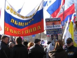 В Севастополе возможно кровопролитие