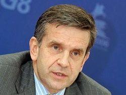 Новый посол России Михаил Зурабов прибыл в Киев