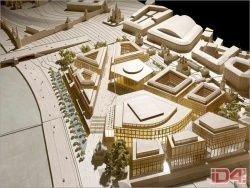 Москва: архитектурный комплекс восстановят к 2015 году