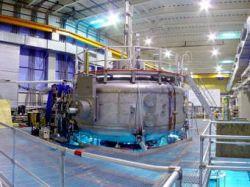 Физики создали установку для запуска термоядерного синтеза