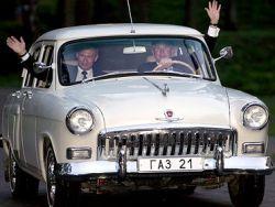 "На \""Ниве\"" Путина оказался немецкий мотор"