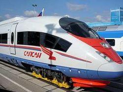 """Пассажиры \""""Сапсана\"""" смогут приобретать билеты в вагоне"""
