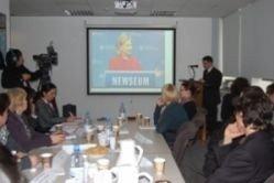 Хиллари Клинтон и свобода слова в казахской Сети