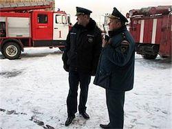 На Урале сожгли милиционера и его семью