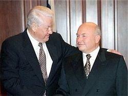 """Юмашева рассказала о несостоявшемся \""""преемнике\"""" Лужкове"""