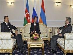 """Три президента и \""""карабахский узел\"""""""