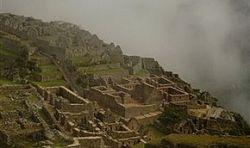 Город инков превратился в западню для туристов