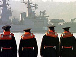 Украинские моряки в Приморье объяили голодовку