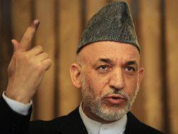 Хамид Карзай предложил план примирения с талибами