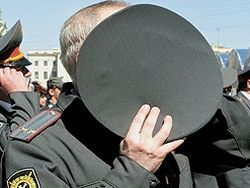 В 2009 милиционеры совершили пять тысяч преступлений