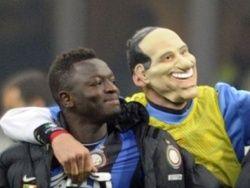 """Защитника \""""Интера\"""" оштрафуют за шутку в адрес Берлускони"""