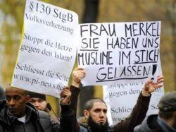 Мусульмане Германии не считают  себя немцами