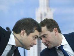 Медведев может уволить Суркова ради Америки