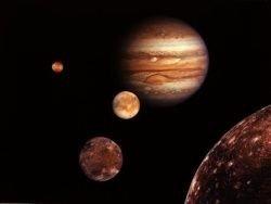 Найдены причины различий строения спутников Юпитера