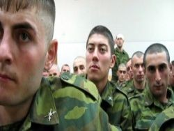 Межэтнические конфликты в армии - редкое явление
