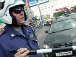 Нургалиев предложил раздать гаишникам видеокамеры