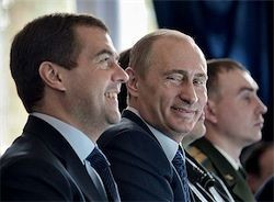 Приметы времени. Медведев vs. Путин?