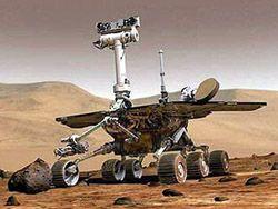 Застрявший на Марсе вездеход станет лабораторией