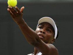 Винус Уильямс не смогла выйти в полуфинал в Австралии