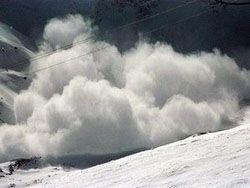 Жертвами схода лавины в Китае стали 14 человек