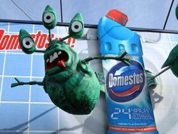 ФАС недовольна обещаниями Domestos спасти от H1N1