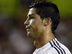 Криштиану Роналду дисквалифицировали на два матча