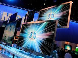 Samsung начнет серийный выпуск панелей с поддержкой 3D